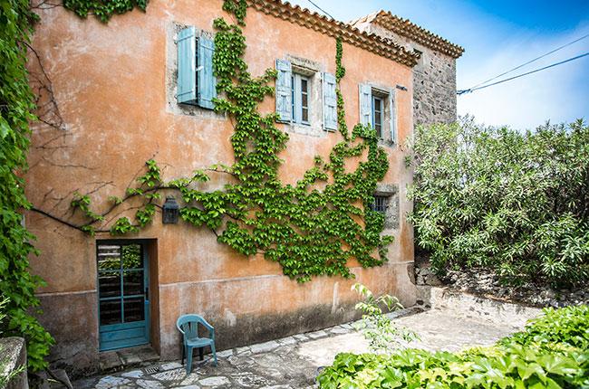 Languedoc wineries, Prieuré de St. Jean de Bébian