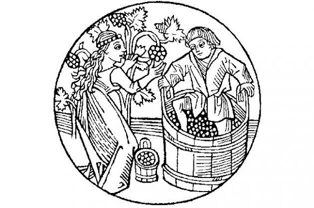 Religion and wine