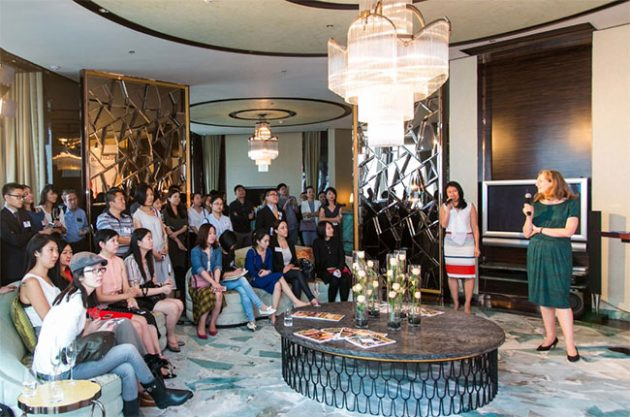 Decanter shanghai, press conference