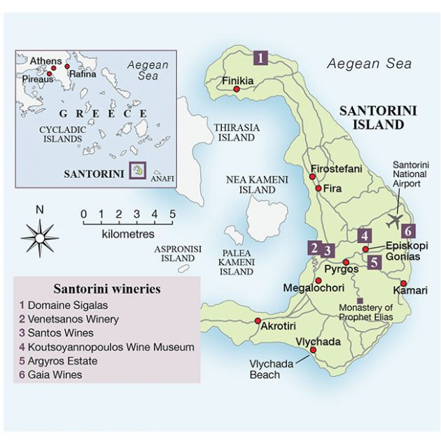 Santorini travel guide for wine lovers Decanter