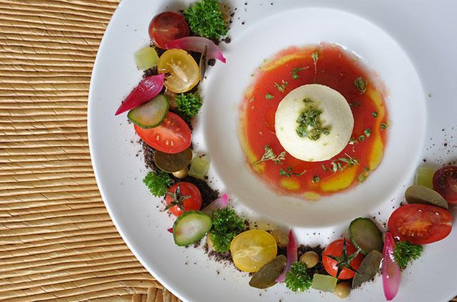 Santorini restaurants