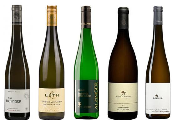 Grüner Veltliner wine, Decanter