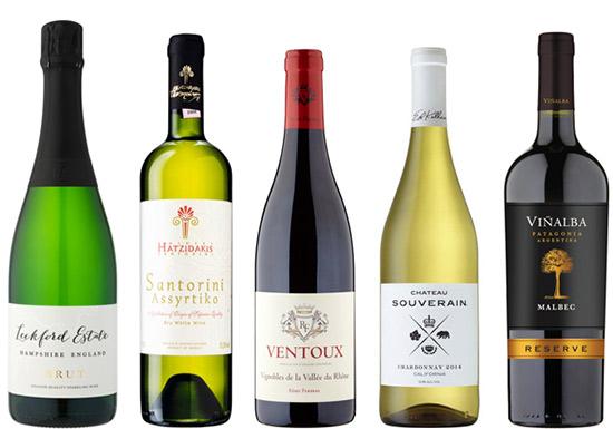 Waitrose wines for summer