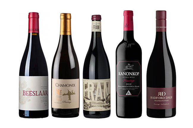 What Pinotage tastes like
