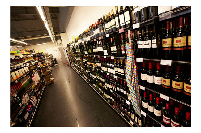 supermarket wines