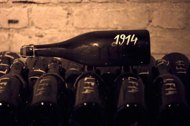 Bollinger 1914, vintage champagne
