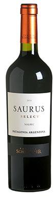 Familia Schroeder, Saurus Select Malbec 2014