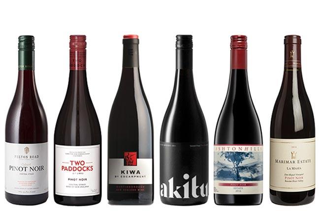 Best value new world Pinot Noir