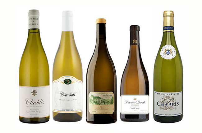 Great value Chablis