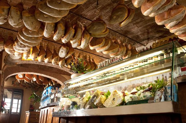 Florence Restaurants Omero