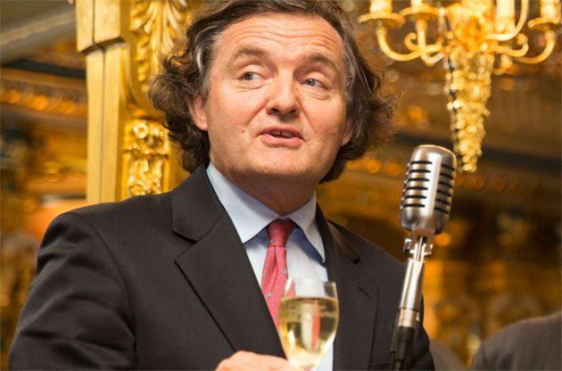 Pierre-Emmanuel Taittinger, president taittinger