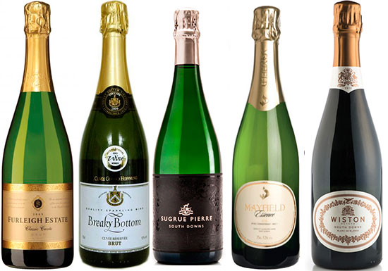 UK sparkling summer wines