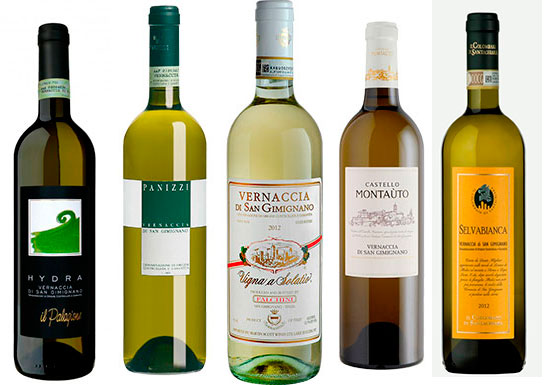 Top Tuscan white wines for summer