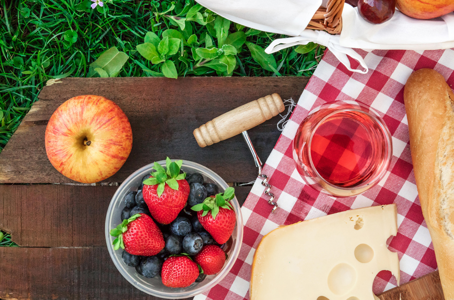 Picnic wine recommendations for the summer