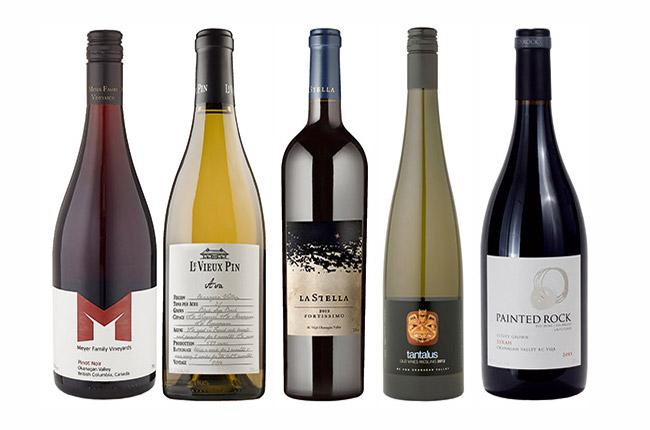 Steven Spurrier British Columbia wines