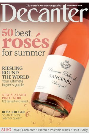 Decanter September 2016