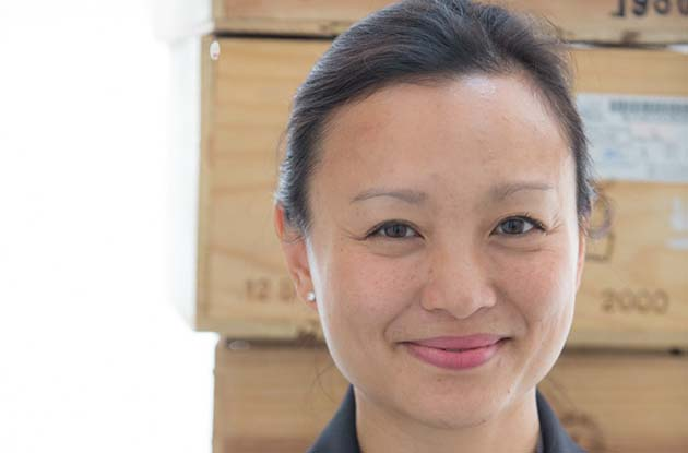 DAWA Judge Mandy Chan