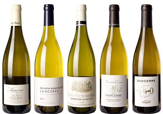 best quality Sancerre wines