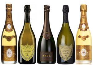 Vintage Champagnes 10 years apart: 1996 & 2006
