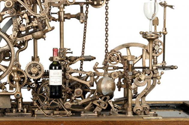 self pouring wine machine 25 000 at christie s