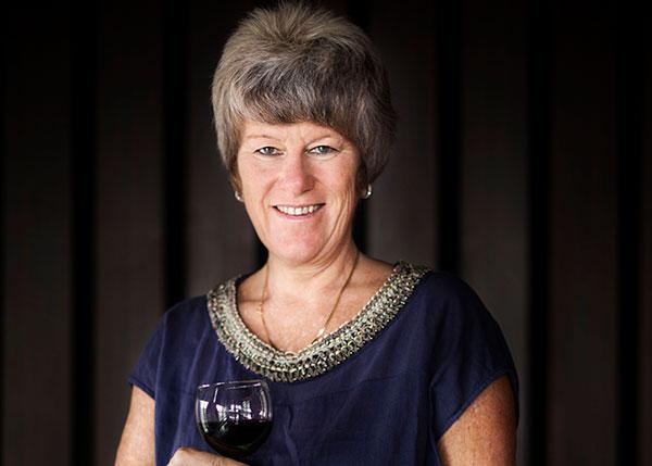 Annette Scarfe MW