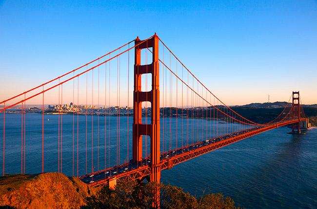 california wine road trip golden-gate