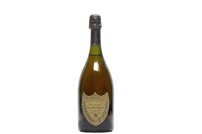 Wine Legend Dom Perignon 1975 Decanter