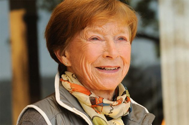 Mary Weber Novak, of Spottswoode in Napa Valley