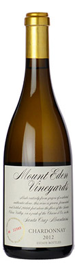 Mount Eden Vineyard, Estate Chardonnay 2012