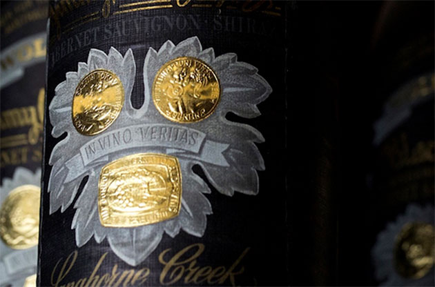 Wolf Blass Black Label, best vintages