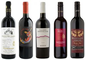 Italian reds to drink now