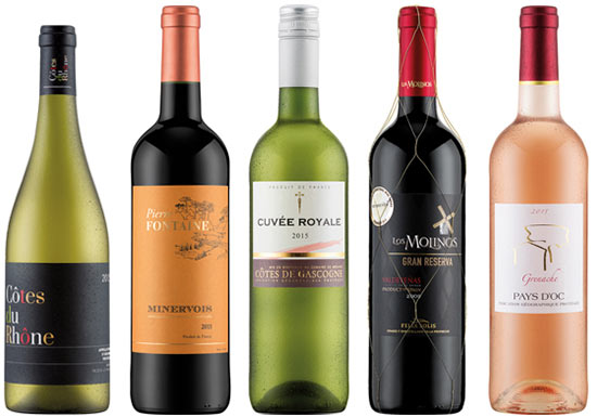New Lidl wines to try