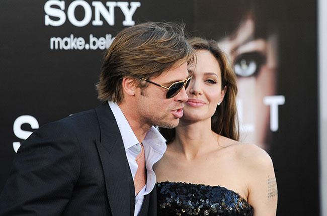 Angelina Jolie Brad Pitt divorce, Miraval rosé