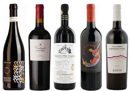Unsung Italian reds to drink now