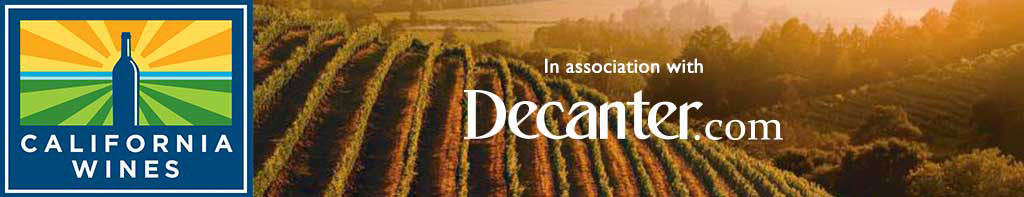 Wines of California banner