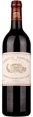Château Margaux, Margaux, 1er Cru Classé, Bordeaux 1982