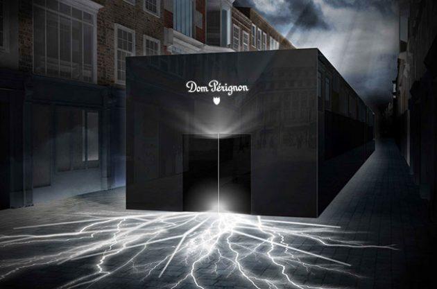 Dom Pérignon launches Transformation pop-up
