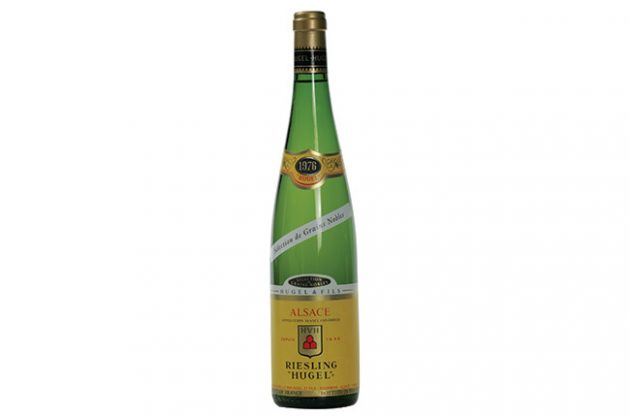 hugel riesling sgn 1976