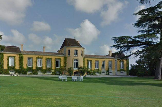 Château Lafon-Rochet in St-Estèphe, bordeaux