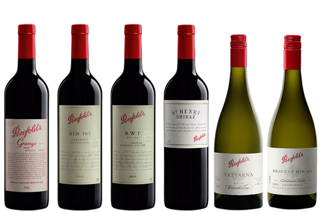 Penfolds Collection 2018