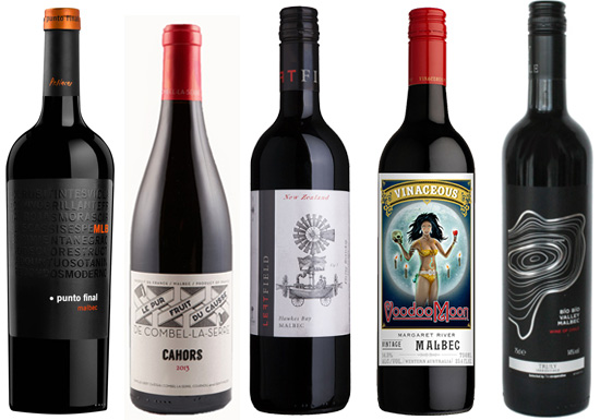 Which countries to buy Malbec from: 5 recommendations
