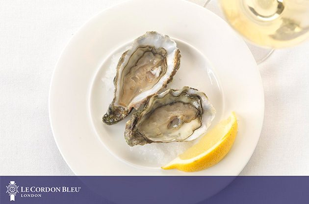 Wine with Oysters