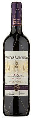 Bodegas Muriel, Taste the Difference Vinedos Barrihuelo Crianza 2012