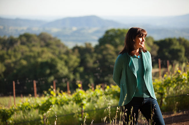 Jackson Family Wines, Barbara Banke