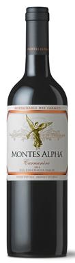 Montes Alpha, Carmenère 2014