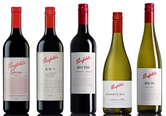 Bin Collection 2016 Tasted