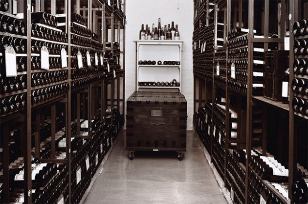 uk government wine cellar
