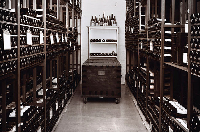 uk government wine cellar