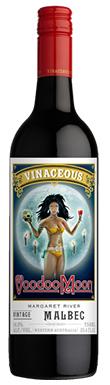 Vinaceous, Voodoo Moon Malbec 2014