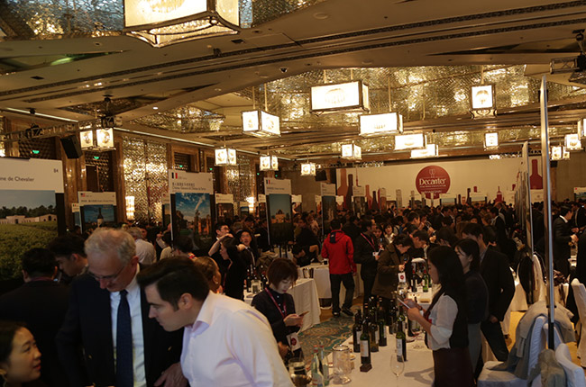 Shanghai Fine Wine Encounter